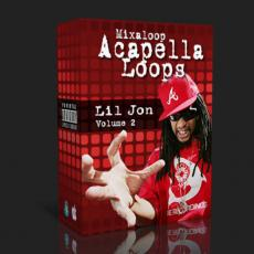 国外干声说唱/Rap Acapella Loop Pack - Lil Jon Vol 2