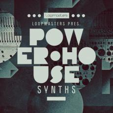 【House风格旋律采样+预制】Loopmasters Power House Synths MULTiFORMAT