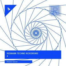 【Techno风格鼓采样】Riemann Techno Kickdrums 4 WAV