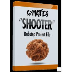 "【FL/Ableton/Logic工程模版】Cymatics ""Shooter"" Dubstep Project File ALS LOGiC FLP"