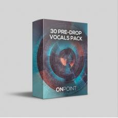 【 人声素材】On Point Packs Pre-Drop Vocals Pack WAV