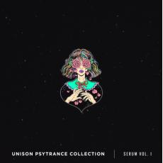 【 Serum合成器Psy Trance风格预设音色】Unison Psytrance Collection Volume 1 For XFER RECORDS SERUM-DISCOVER