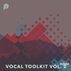 【人声采样】Polyfonik - Vocal Toolkit Vol. 2 WAV